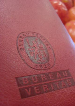 food certification with bureau veritas